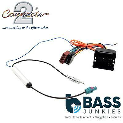 Connects2 CT20PE03 Peugeot 207 04> Car Stereo Radio ISO Harness Adaptor Wiring