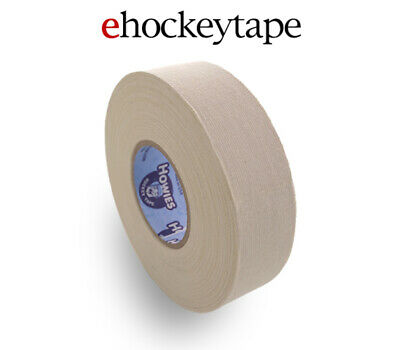 "Bulk Hockey Tape - 24 Rolls of White Howies Cloth Hockey Stick Tape 1""X25 yds"