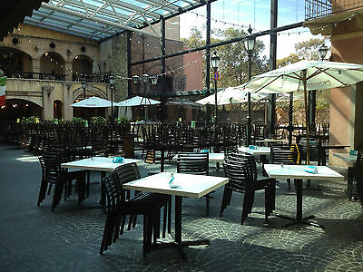 OUTDOOR CHAIRS  - CAFE  FURNITURE.....by  DESIGN CHOICE - FACTORY DIRECT ACCESS