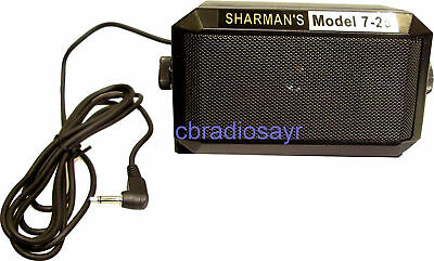 Sharmans Large CB Radio Speaker - Suitable for use with CB Radios