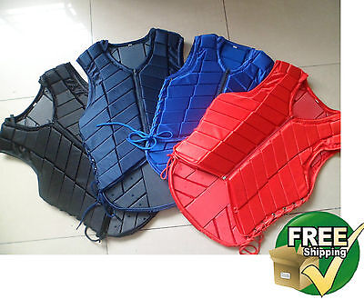 Equestrian Body Protector Horse Riding Safety eventer Vest Protection protective