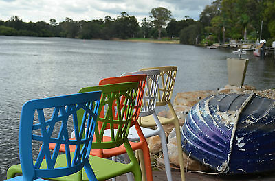 OUTDOOR DINNING CHAIR - CAFE RESTAURANT FURNITURE - Tables and Chairs