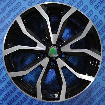 "Set 4 cerchi in lega S1 da 16"" 5x100 Skoda Seat Ibiza Audi A1 A2 VW Golf 4 Polo"