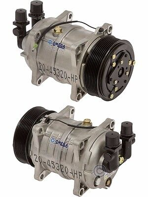 New A/C Compressor TM-15 TM-16 Replaces : 2521512 10056120 With 8 Grooves Clutch