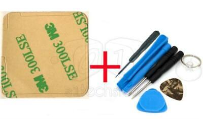 New Digitizer Glass Touch Screen Adhesive for iPod Nano 6th 6 Generation + Tools