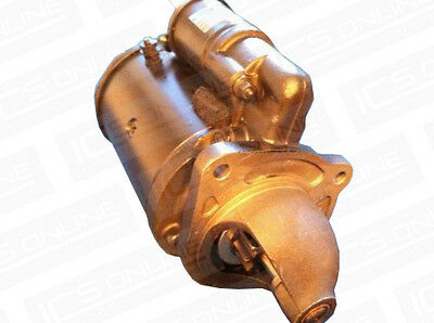 Ford/New Holland Tractor Lrs 212 Starter Motor. SERVICE EXCHANGE