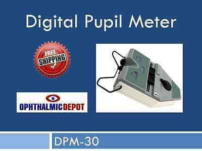 Digital Pupil Meter Pupillary Distance Meter New!