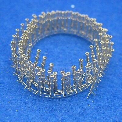 100Pcs Dupont Jumper Wire Cable Housing Female Pin Connector Terminal 2.54mm