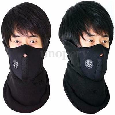 Half Face Mouth Mask Motorcycle MotorBike Bike Cycling Ski Neck Warmer Cover
