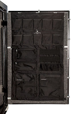 Liberty's Door Panel Organizer Pistol Kit 48-64 Gun Safes Vault Accessories