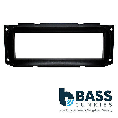 Connects2 Jeep Wrangler 1996-2002 Car Stereo Fascia Fitting Kit