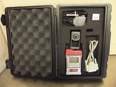 Quest Technologies Safelog 100 Single Gas Datalogging Monitor-With Case-L16