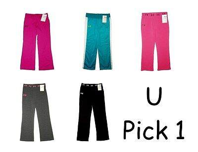 UNDER ARMOUR PANTS ATHLETIC BOTTOMS SPORTS CLOTHES Baby GIRLS
