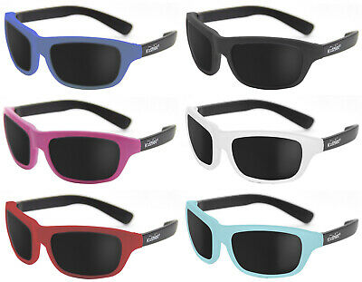 Kushies Baby Newborn Infant Toddler Kid's Protective Anti UV Sunglasses - C551