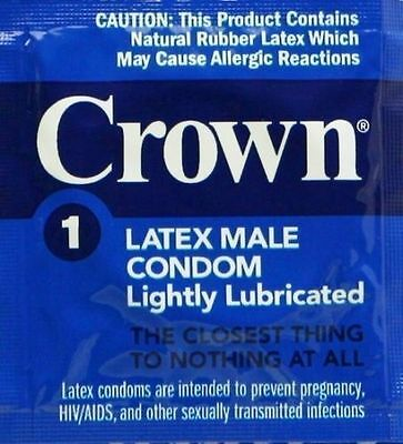 Okamoto Crown Skinless Skin Thin Condoms - Choose Quantity