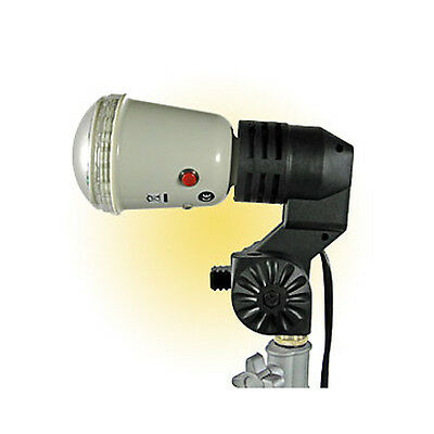 45w Slave Studio Flash unit with photocell + sync cable bulbholder