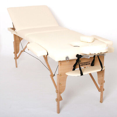 Massageliege Massagetisch Therapieliege Massagebank Lille 70 cm -  Promafit
