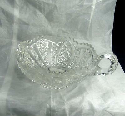 Imperial Glass Company Daisy and Button  Pattern 5-1/2 Inch Nappy