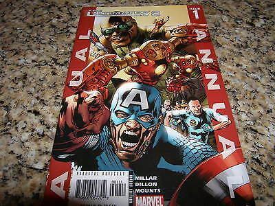 The Ultimates 2 Annual #1  Marvel Comics 2005 NM