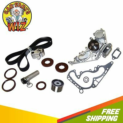 Timing Belt Kit Tensioner Water Pump Fit 98-07 Lexus Toyota Tundra Sequoia 4.7 Car & Truck Parts