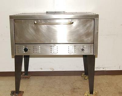 "South Bend One-Deck Gas Oven, 53"" Wide"
