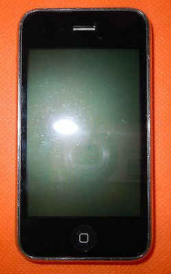 Apple iPhone 3GS 8GB Black MB715LL/A A1303 For Parts Good Condition No power