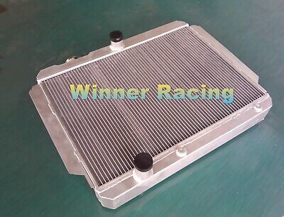 70mm aluminum radiator for Cadillac all models V8 w/tranny cooler AT 1959-1960