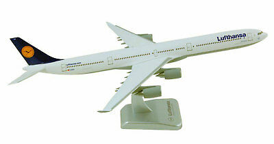 Lufthansa Airbus A340-600 1:200 Limox Wings LH02 FlugzeugModell NEU A340 2496 LH