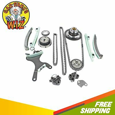 Timing Chain Kit Fits 99-04 Dodge Durango Jeep Grand Cherokee 4.7L V8 SOHC JTEC
