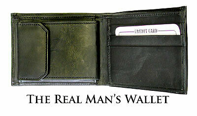 Real Man's Wallet magic trick illusion stage close-up stand-up