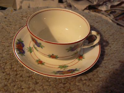 Syracuse cup and saucer (Canterbury) 1 available