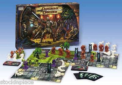 DUNGEONS & DRAGONS Board Game Accessories, Cards & Bits