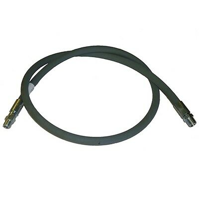 "6' 3/8"" 4000 PSI Black Pressure Washer Jumper Hose - Free Shipping!!"
