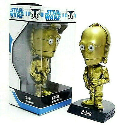 STAR WARS C-3PO PVC bobble-head 17cm Funko