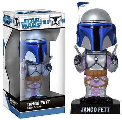 STAR WARS JANGO FETT PVC bobble-head 18cm