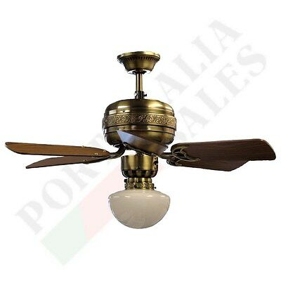 32 inch Ceiling Fans Light Fixture Lamp 220 Volts 50hz for Export Only SA909AB