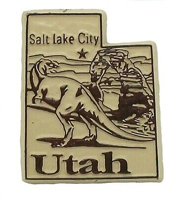 Utah Salt Lake City United States Fridge Magnet