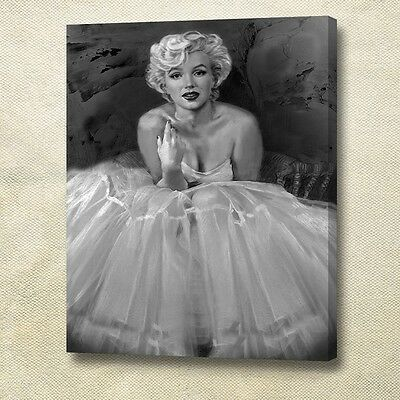 Marylin Monroe Giclee  Gallery Wrapped Canvas Art !