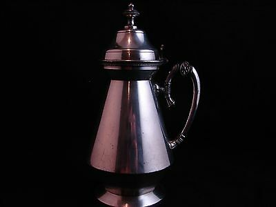 Antique Simpson Hall Miller & Co Syrup Pitcher