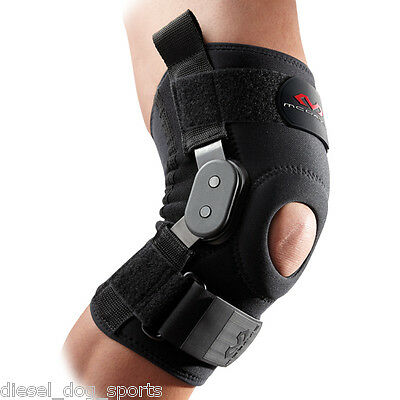McDavid 429R Knee Brace w/ PSII HINGES Level 3 Support