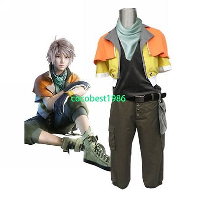 Final Fantasy XIII Hope Estheim Cosplay Costume any size