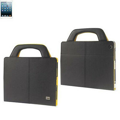 Premium Tote Case (Multi-Colors) With Screen Protectors For Apple iPads
