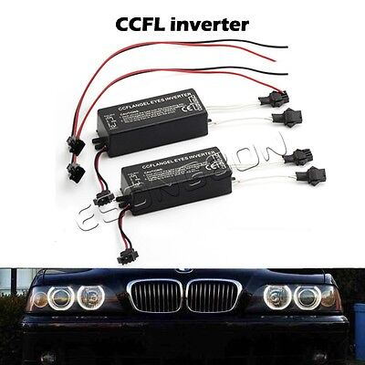 12V Spare Replacement Inverter Ballast for CCFL Angel Eyes Halo Rings (1 pair)
