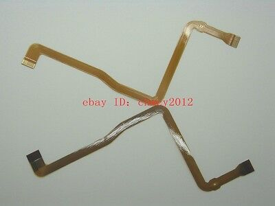 Gazechimp LCD Screen Flat Flex Cable Ribbon Part for Panasonic AG-DVC180B AMC DVC33
