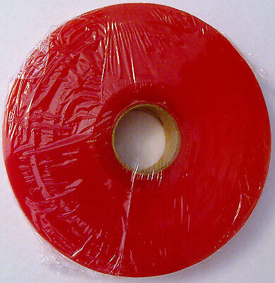 """Red Liner (Sensi-Tack) tape 3/4"""" x 36 yards lace hairpiece wig toupee tape"""