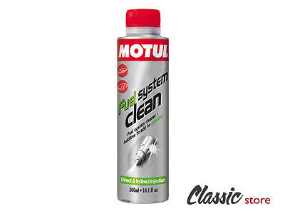 Additif Essence MOTUL - Nettoyant Injection - 300 ml