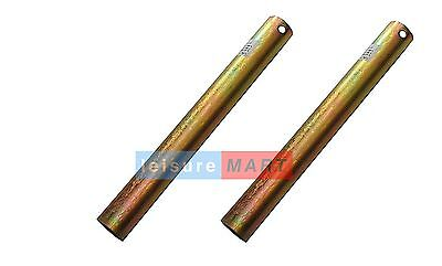 Trailer Boat Bracket Stems 34mm Diameter by 300mm Length Pair LMX1611