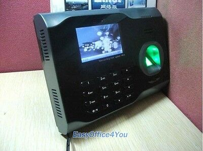 Wifi Fingerprint Time Attendance Time Recording Employee Time Management System