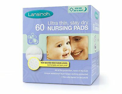 Lansinoh Disposable Nursing Pads 60 - Fast Shipping - Great Price