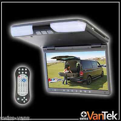 """15.6""""  Car Drop Down Roof DVD/TV Player Monitor"""